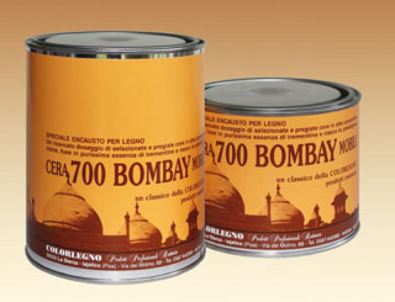 Cera Bombay Di Fondo Colorlegno